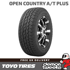 1 x Toyo Open Country A/T Plus Road / Off Road Tyre 235 65 17 235/65/17 108V XL