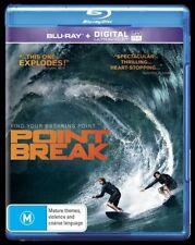 Point Break (Blu-ray, 2016) NEW