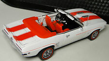 1969 69 Camaro Chevrolet Car Chevy Built 1 SS 12 RS 24 Carousel Orange Model 18