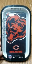 CHICAGO BEARS NFL SPORTS XL RUBBER PHONE CASE COVER FOR IPHONE 6 NEW
