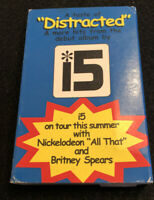 I5 Cassette Promo Distracted Tape 2000 Spears
