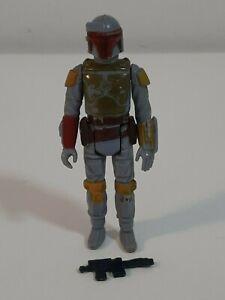Vintage 1979 Star Wars Action Figure - Boba Fett 100% Complete