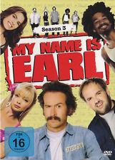 DVD My Name Is Earl 3 - Staffel / Season 3 - NEU - OVP - Pappschuber