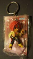 """Sakura Wars Keychain 2002 Sega 3"""" Figure Kanna Japanese Anime New"""