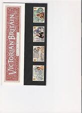 1987 ROYAL MAIL PRESENTATION PACK VICTORIAN BRITAIN MINT DECIMAL STAMPS