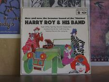 HARRY ROY & BAND, HOTCHA MA CHA CHA - UK LP MFP 1135