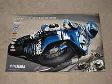 Jamie Hacking #2 Yamaha 2006 Poster R1 R6 Dunlop