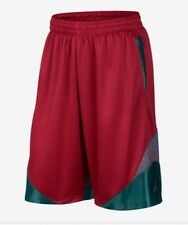 Nike sz XL JORDAN SON OF MARS  Retro Elephant Print Shorts  NEW 534761 695 Red