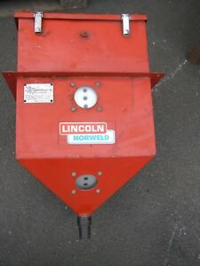 Weld Engineering / Lincoln Large Submerged Arc Flux Hopper Price Inc of VAT
