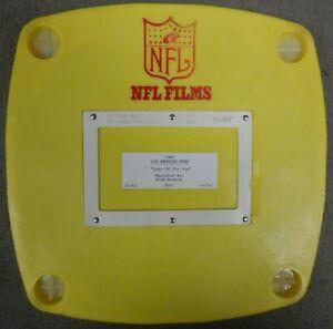 1967 NFL L.A. Rams Highlights on Original 16mm Sound & Color Film!