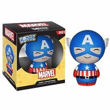 Funko Captain America Dorbz Vinyl Figure Marvel Comics
