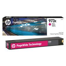 Hewlett Packard HP 973x Magenta Cartucho de inyección de tinta de pagewide F6T82AE de alto rendimiento