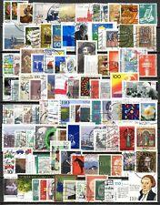 ALLEMAGNE - lot de 100 timbres oblitérés différents - bon lot - LOT D16.