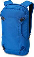 Dakine Heli Pack 12L Snowboard and Ski Backpack Cobalt Blue New 2020