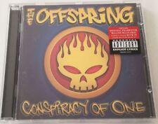THE OFFSPRING CONSPIRACY OF ONE CD ALBUM BUONO SPED GRATIS SU + ACQUISTI