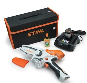 Stihl GTA 26 KIT COMPLETO ORIGINALE STIHL con batteria AS 2 e caricatore AL 1