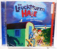 Die Leuchtturm Haie + Jagd nach dem Perlendieb Hörbuch auf 2 CD für Kinder ab 8