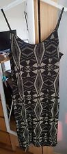 Glitter dress New Look size 14