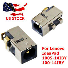 """DC POWER JACK for Lenovo IdeaPad 100S-14IBY 100 14"""" 100-14IBY CHARGING PORT PLUG"""