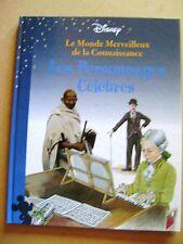 Les personnages célèbres Le monde merveilleux de Disney volume 3 /Z7