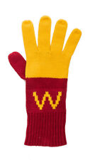 Wildfox Womens French Fries Gloves Skinny Red Size OS