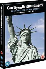Curb Your Enthusiasm - Complete HBO Season 8 [DVD] [2012][Region 2]