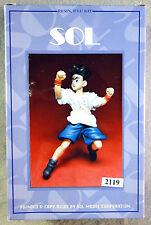 Sol Model 1/6 Scale Super Dunk Soft Vinyl Figure Kit *Rare*