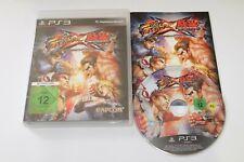 Street Fighter X Tekken PS3 Sony PlayStation 3