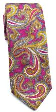 NEW Robert Talbott Best of Class cotton tie -*$155 Retail* -NWT
