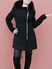 CAPPOTTO DONNA NERO YES ZEE TG L