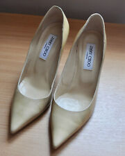 Jimmy Choo Patent Nude Leather Size 6UK /EUR 39 High Heels