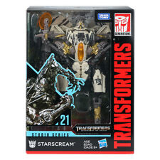 Transformers Hasbro Starscream Cybertron Studio Series 21 Action Figure In Stock
