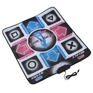 Non-Slip Dancing Step Dance Mat Pad USB for PC TV AV Video Household Home Game