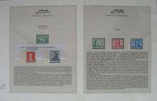 s1577) Goethe Luxus-Abosammlung in 2 Bänden mit guten Ausgaben 2 Silber Repliken
