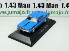 ARG39G Voiture 1/43 SALVAT Autos Inolvidables : DODGE POLARA RT 1974