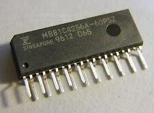 2x MB81C4256A-60PSZ 256kx4 CMOS DRAM 60ns, Fujitsu