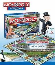 Monopoly North Devon Limited Edition - All Proceeds go to North Devon Hospice