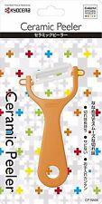 Kyocera Ceramic Peeler Cp-na08 Series From Japan Postage S/f Orange