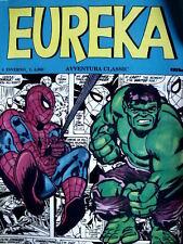 EUREKA n°4 1992 INVERNO - Uomo Ragno / HULK  [C21D]