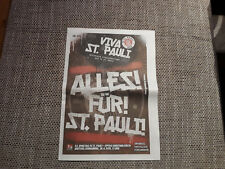 Programm FC St.Pauli - SpVgg Greuther Fürth 17/18