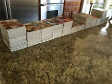 LOT -146 TV GUIDES - SPANNING 1992 / 2002 - 10 FALL PREVIEWS - FREE SHIPPING