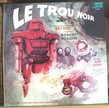 JOHN BARRY LE TROU NOIR FRENCH LP DYSNEYLAND RECORDS 1979