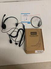 Mairdi Communication Headset Professional call center use