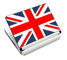 """Union Jack Decal Sticker Skin For 11.6"""" 13"""" 14"""" 15.6"""" Sony HP Dell Acer Laptop"""