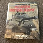 ENCYCLOPAEDIA OF THE MODERN BRITISH ARMY Terry Gander 3rd edition Hardback Book