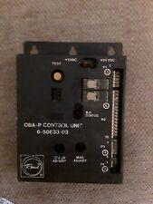 AMI ROWE JUKEBOX  CONTROL UNIT 6-50633-03  Arcade