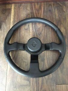 Renault 5 Gt Turbo OE Steering Wheel And Bung