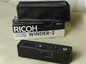 Ricoh XR Winder -2 for XR-6 and XR-7  BRAND NEW IN BOX