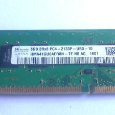 Hynix 8GB DDR4 2133 DIMM PC4-2133P 2Rx8