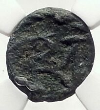 GELIMER King VANDALS whoSacked Rome Carthage Authentic Ancient Coin NGC i72910